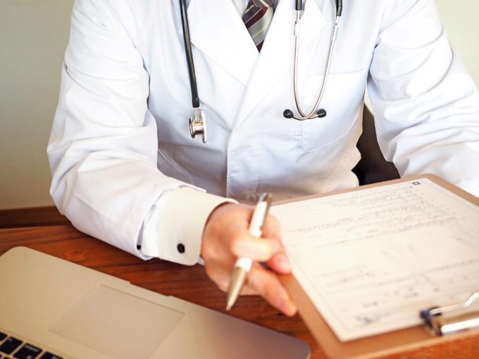 医者の問診