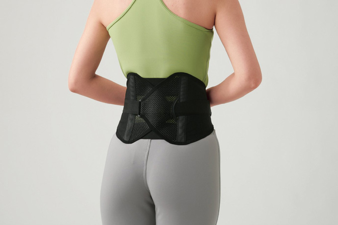 腰椎固定ベルト パワフルギア ワイドタイプ